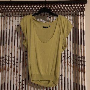yellow Martin + Osa blouse